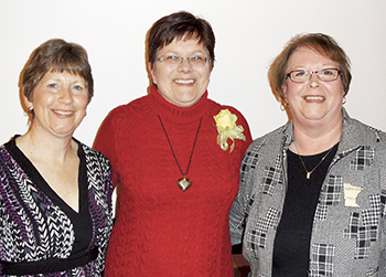 Gina Grundmeier as the 2015 Woman of the Year